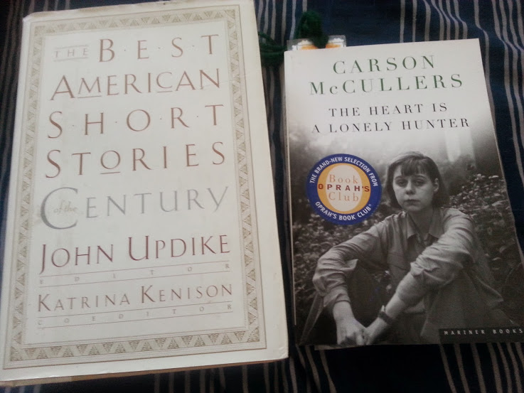 SS & Carson McCullers